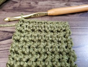 Single Crochet Fabric